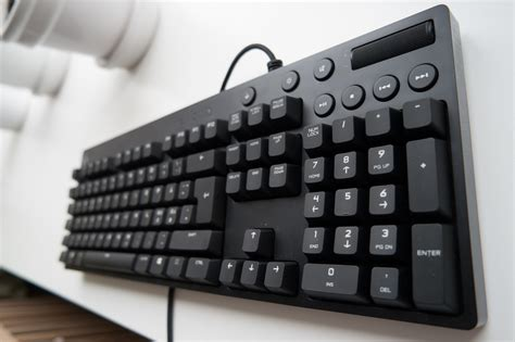 Keyboard G610 review of the logitech g610