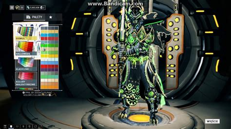 chroma color warframe chroma deluxe color scheme