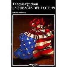subasta del lote 49 8472238296 un libro al d 237 a thomas pynchon la subasta del lote 49