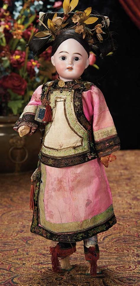 japanese bisque doll marks the lifelong collection of berta hackney 343 bisque
