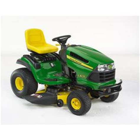 la135 22 hp v twin hydrostatic 42 riding lawn mower customer