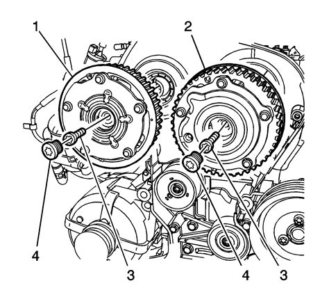 Repair Instructions On Vehicle Camshaft Gear