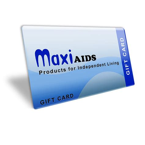 20 Dollar Gift Card - maxiaids maxi aids gift card twenty five dollars