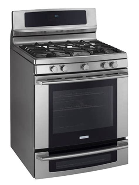 Oven Gas Electrolux electrolux 30 gas freestanding range with wave touch controls ew30gf65gs review