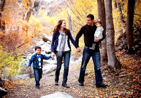 picture ideas for families big cottonwood canyon