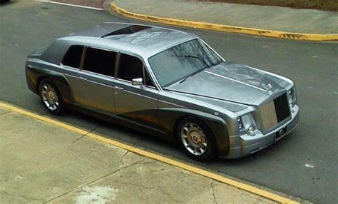 Coggins Bmw by Rolls Phantom Limo