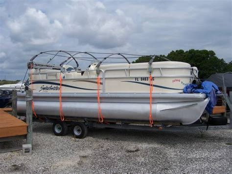 pontoon boats for sale near lake placid fl 2006 sweetwater sw 2186 re 3 pontoon boat 12900 lake
