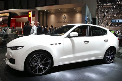 maserati white price maserati s first suv will be diesel only for the uk by car