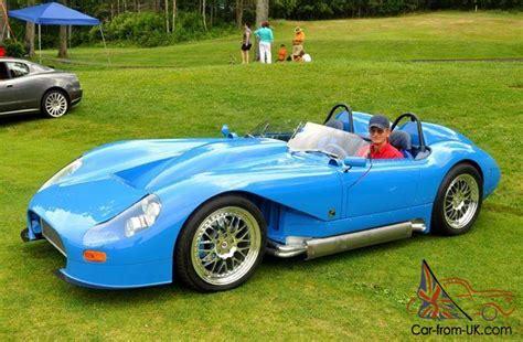 custom aluminum rebodied maserati roadster