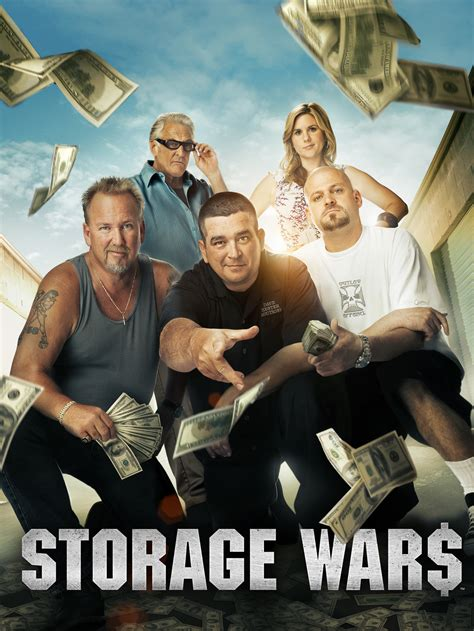wars tv show storage wars cast and characters tvguide