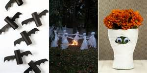 easy decorations to make at home 15 easy homemade halloween decoration ideas