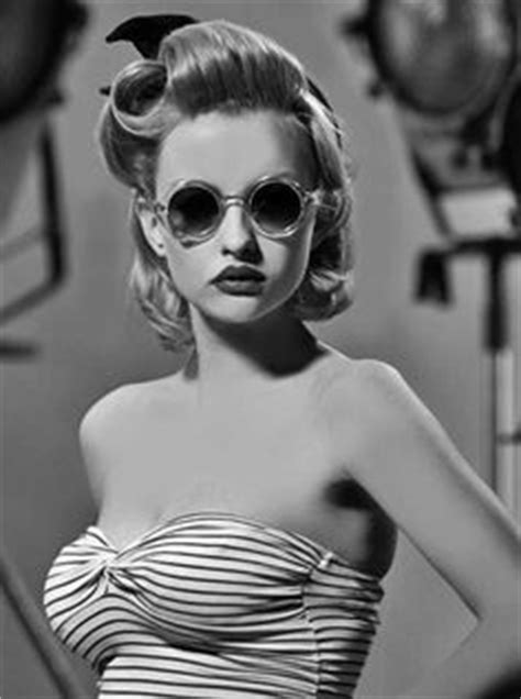 hairstyles for glasses for women in forties 1000 images about retro vintage on pinterest jean