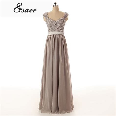 desain long dress simple plus size simple elegant sweetheart sequined long evening