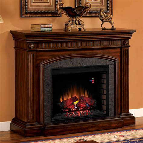 electric fireplace with mantle this item is no longer available