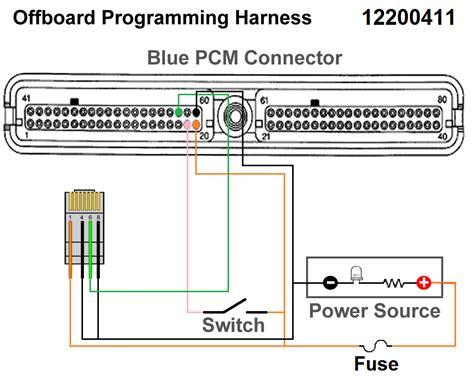 pinout diagram gm 0411 22 wiring diagram images wiring