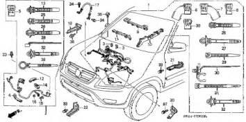 honda online store 2005 crv engine wire harness parts