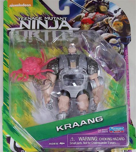 tmnt 2 figures krang figure from mutant turtles 2