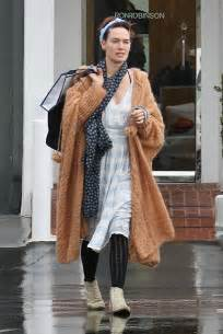 Lena headey out shopping in west hollywood 12 22 2015