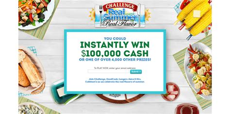 Is Sweepstakes Real - challenge butter real summer real flavor sweepstakes 2016 sweepstakes lovers