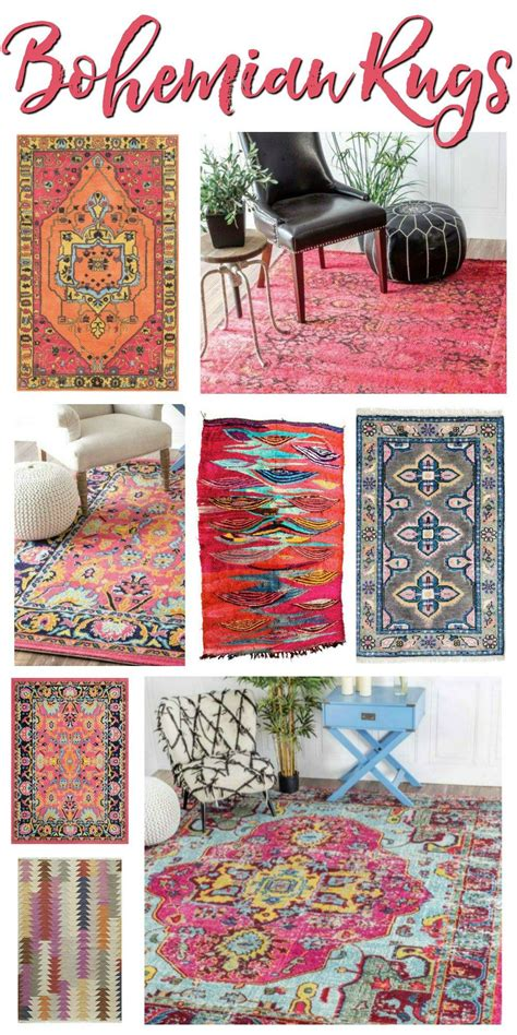 buy home decor bohemian rugs beautiful boheme rooms where to find