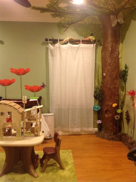 forest themed bedroom fairy forest theme kids bedroom decor ideas
