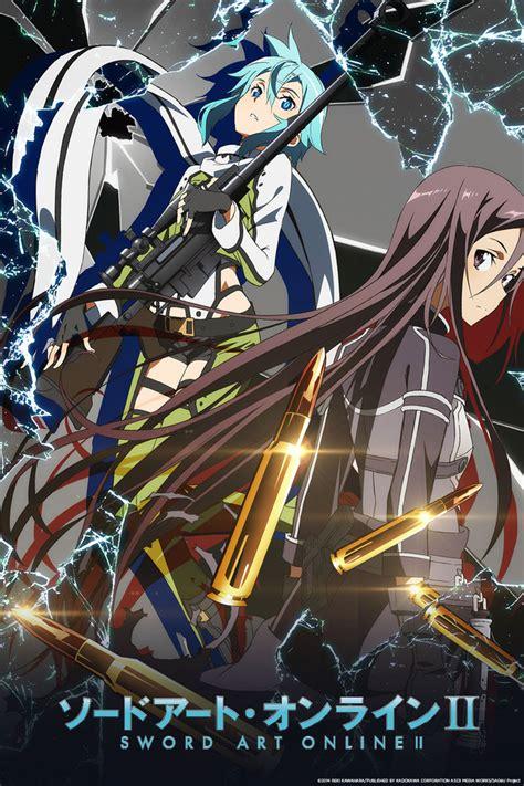 anoboy sword art online 2 anime summary sword art online ii spoilers the nerdwork