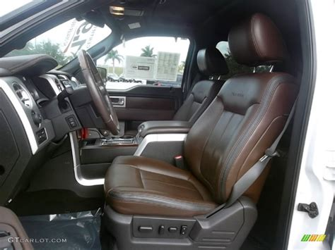 2010 F150 Interior by Brown Leather Black Interior 2010 Ford F150