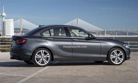 Bmw 1er Coupe Oder Limousine by Bmw 1er Limousine F52 Neue Entw 252 Rfe Zum China Stufenheck