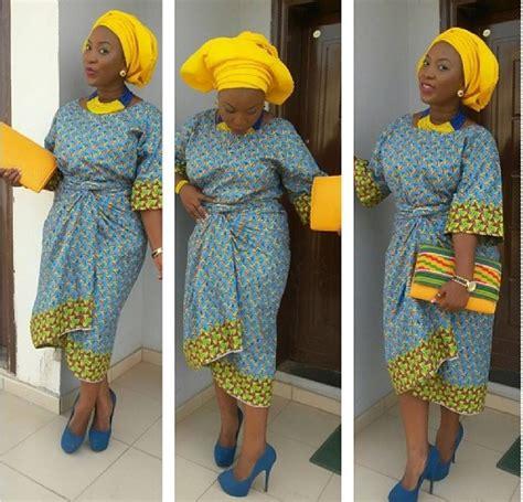 iro nd blouse ankara stylist iro and buba ankara styles dezango fashion zone