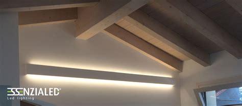 illuminazione led parete righello lada a parete led prodotta su misura
