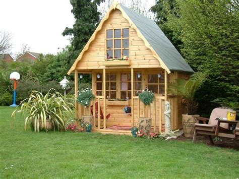 small wooden playhouse ideas for the house