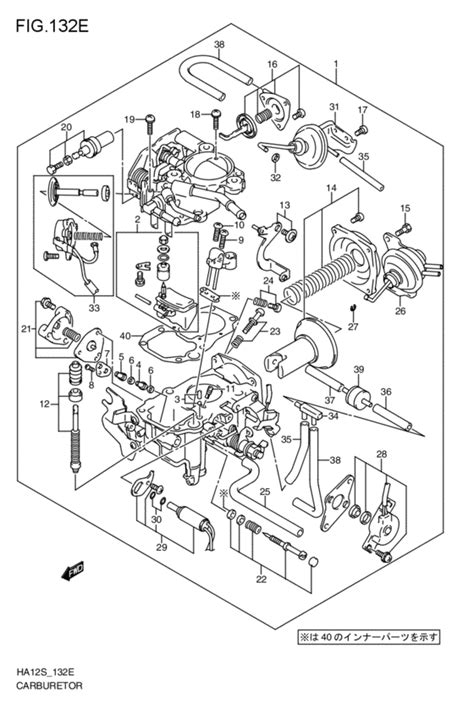 suzuki f6a engine diagram suzuki auto wiring diagram