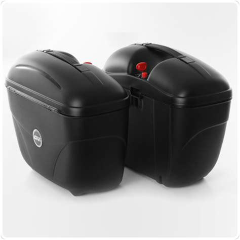 Side Box Givi E21 what did everyone receive for page 2 twt forums