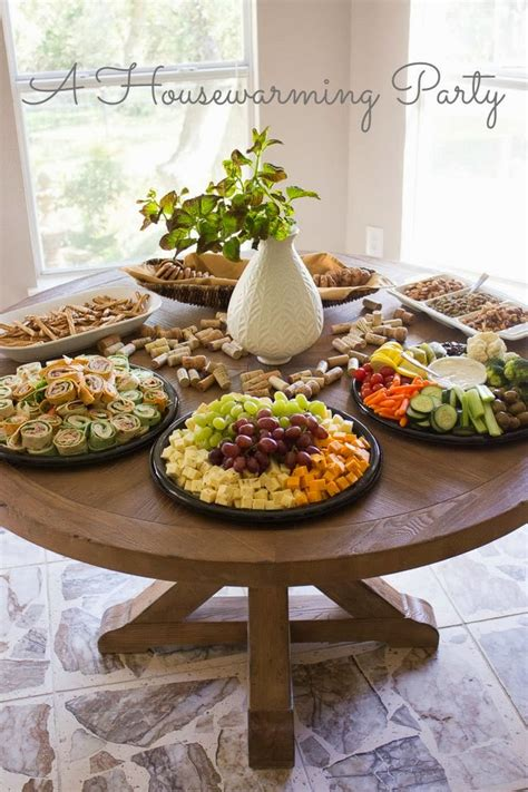 christmas eve food casual easy casual buffet ideas