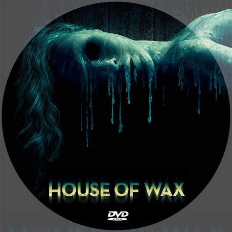 house of labels house of wax custom dvd labels house of wax1 dvd covers