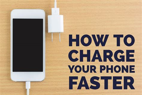 charge your phone how to charge your phone faster techlicious