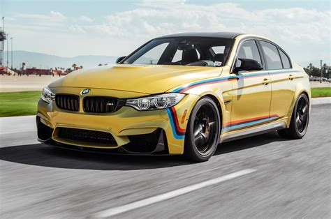 first bmw m3 2017 bmw m3 with m performance parts first test review