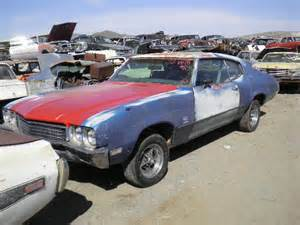 72 Buick Skylark Parts 1972 Buick Skylark 72bu6678d Desert Valley Auto Parts