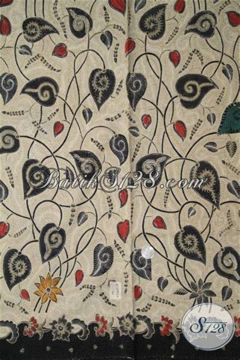 Kain Batik Printing Bt 018 batik jawa motif daun dan sulur yang apik model baju batik modern 2018