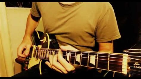 comfortably numb second solo comfortably numb pink floyd 2nd solo guitar cover