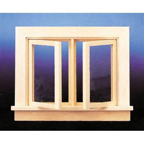 double swing  window dollhouse windows superior