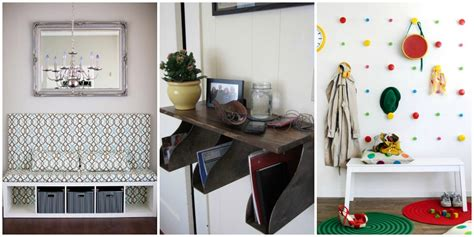 entryway backpack storage 12 ikea hacks for your entryway entryway storage ideas