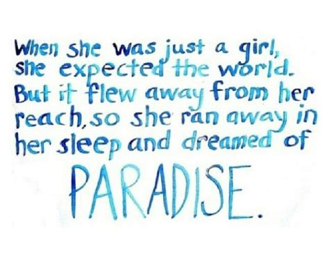 coldplay paradise lyrics pinterest the world s catalog of ideas