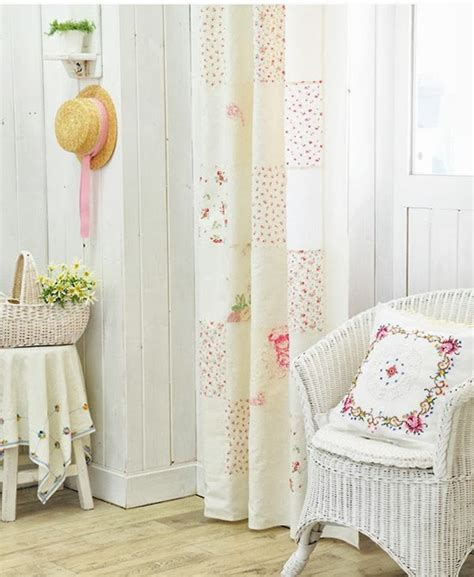 simply shabby chic patchwork curtain 28 images simply shabby chic pink roses shower