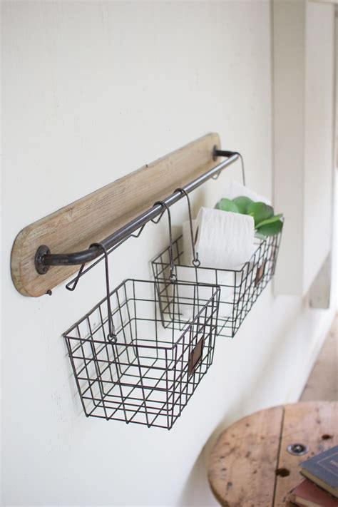 metal bathroom basket so simple and yet so handy multiple uses in a multitude