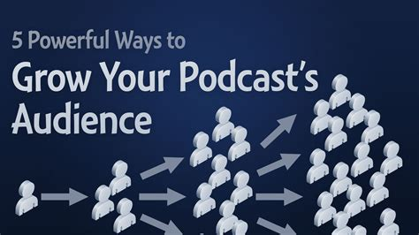 five ways want to bloom books 5 powerful ways to grow your podcast s audience
