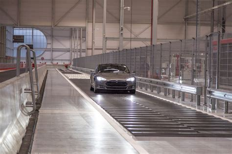 tesla factory tesla s factory to production for model s and