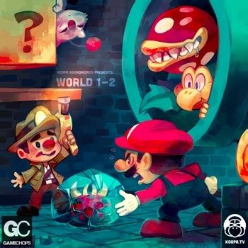 'world 1 2' album brings chiptune artists and legendary