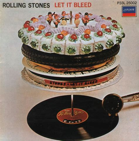 a look back at rolling stones let it bleed the rolling stones let it bleed 1969 1986 polydor p33l 25002 japan avaxhome