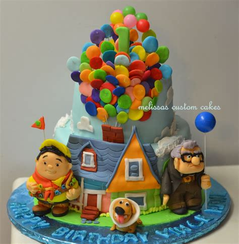 disney pixar up inspired cake all about sugar pinte